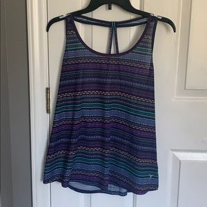 Old Navy Multi Colored Active Tank
